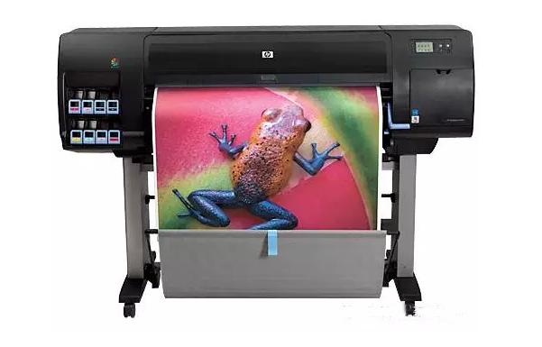 惠普Z6100大幅面打印机绘图仪